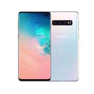 BNIB Samsung Galaxy S10 128GB Prism White (with freebies)