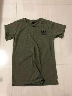 🚚 Army Green Top