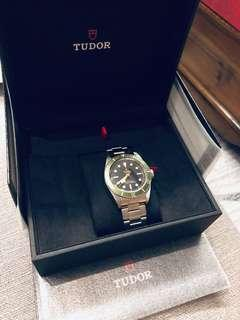 BNIB Tudor Black Bay Harrods for Sale $6800 for quick sale. One week only