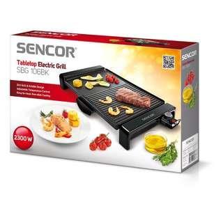 🚚 Sencor Tabletop Electric Grill