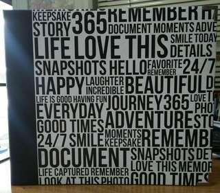 Becky Higgins Project Life Album