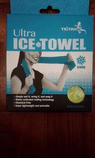 100% 全新 TRITON ultra ice towel