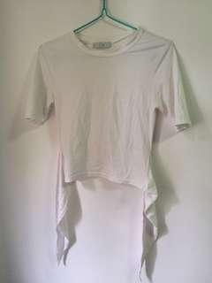 🚚 white T-shirt