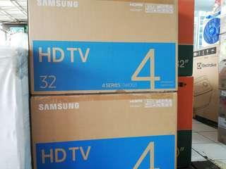 Led tv Samsung 32 Inc bunga 0% cicilan ringan