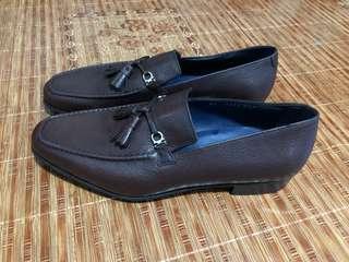 Salvatore Ferragamo Loafers Shoes- Men
