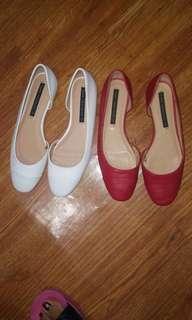 Zara trafuluc shoes bundle