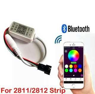 RGB strip Bluetooth Controller