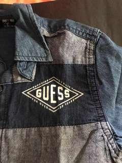 🚚 Guess kids short sleeve shirt