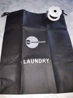 🚚 Laundry Bag & Recycle Bag Set - ONE WORLD HOTEL