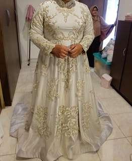 Wedding Dress gaun pengantin