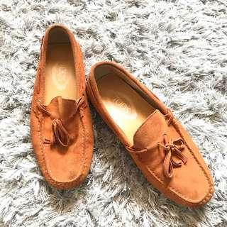 Unisex Tod's Driving Shoes Size 39