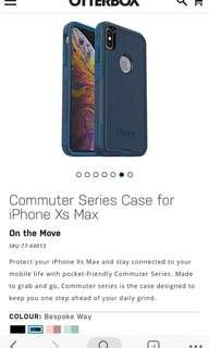 Otterbox Commuter Series iPhone Xs Max
