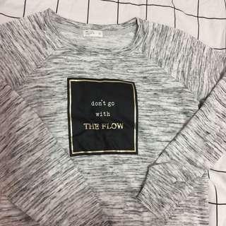 🚚 大理石紋長袖上衣