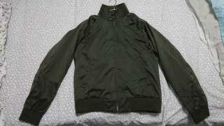 Uniqlo Men's Street Jacket size S (Green)