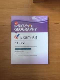 HKDSE New Interactive Geography Exam Kit C1-C7