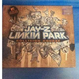 Jay Z Linkin Park Collision Course disc 2 only