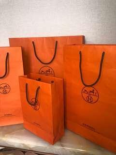 Hermes peper bag Original!! size XL, L, M, S