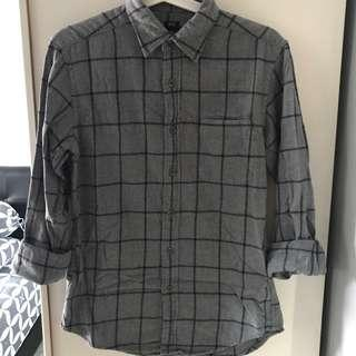 Uniqlo Flannel Shirt