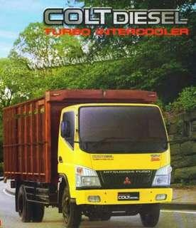 Fuso truck