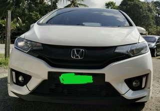Honda jazz untuk dijual