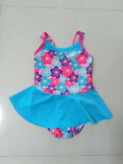 🚚 Age 2-3 yrs one piece swim wear for girls