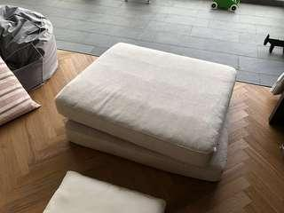 Cushions for crate and barrel sofa
