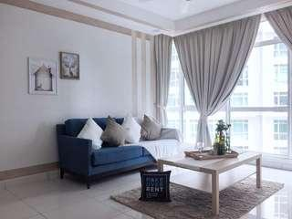 Central residence 3R 2B fully furnished