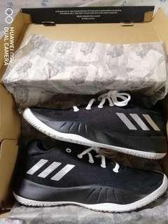 Brandnew Adidas basketball shoes size 10 like nike sb janoski jordan lebron kd kyrie melo lillard cp3 anta harden reebok puma new balance saucony sperry