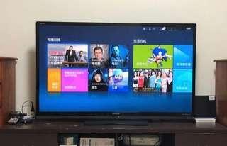 Sharp 60 inch ultra slim LED TV Full HD 1080p