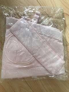 Hand-free bra