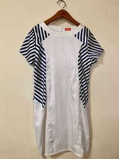 #Jumat80 Rodeo White Dress