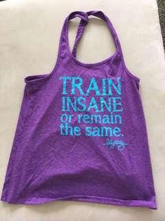 Blogilates official gym tank singlet
