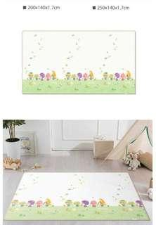 🚚 Parklon Pororo Happy Nature Playmat (Silky Series)