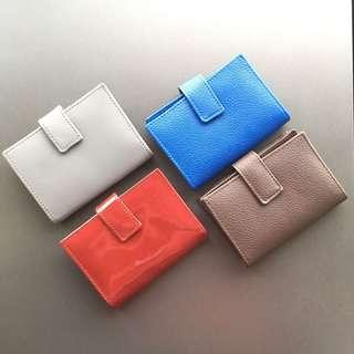 poshup Card Case with Tab