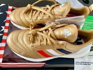 ADIDAS ultraboost KITH - golden goal