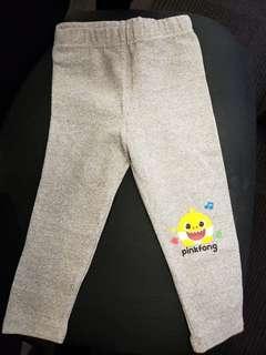 全新Babyshark legging, 包平郵