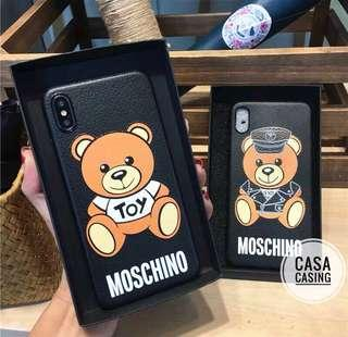 Iphone 6-XR Moschino Casing