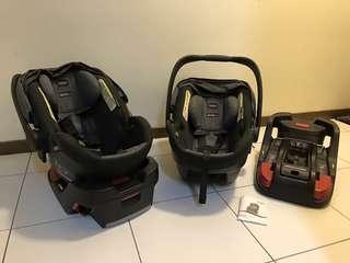 Britax B-Safe Elite 35 Car seat system