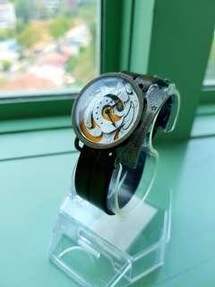 Dedegumo handcrafted watch by Kyoto artisans