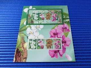 Australia-Singapore Joint Issue Australian Stamps and Miniature Sheet Commemorative Stamp Issue with Folder MNH