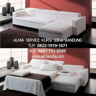 Service Sofa L Minimalis Bandung