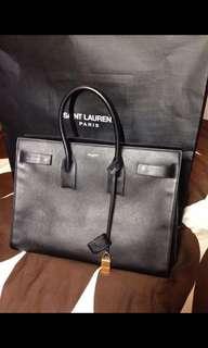Saint Laurent Sac De Jour Large Tote Bag