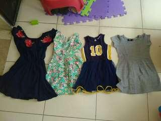 Take all for 500 Dress