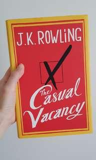 🚚 The Casual Vacancy J.K. ROWLING