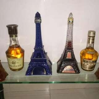 Old And Antique Collectible Liquor.  Unopened bottles