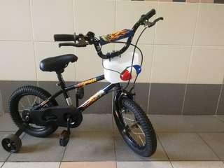 小童單車(合3至5歲左右)