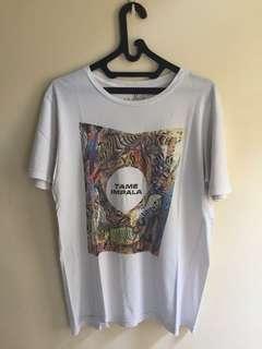 Whitepaper Concept - Tame Impala T-Shirt (Baju Kaos)