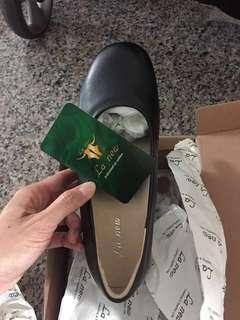 La new淑女鞋