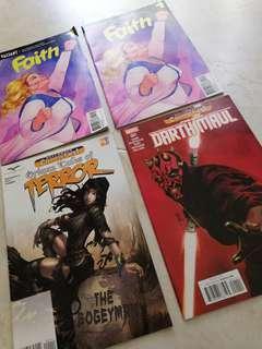 🚚 Free comics