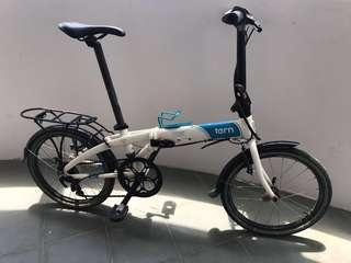 USA Tern D8 Foldable Bike